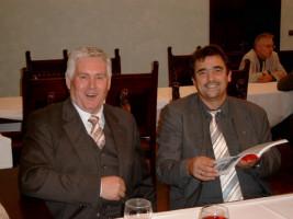Ernst Moser mit Peter Kroul