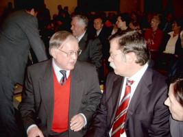 Hans Lohmeier und Ludwig Stiegler