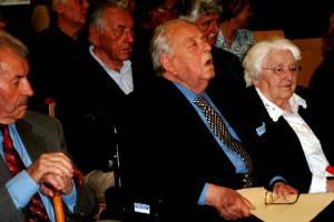 Otto Wittmann, Hans-Jürgen Wischnewski, Helene Joringer