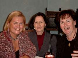 Christina Geisperger, Traudl Lohmeier, Renate Vicari