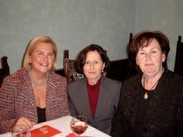 Christina Geisperger, Tradl Lohmeier, Renate Vicari